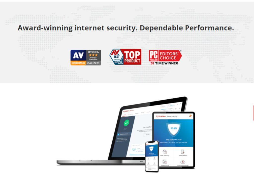 McAfee Antivirus Performance Review